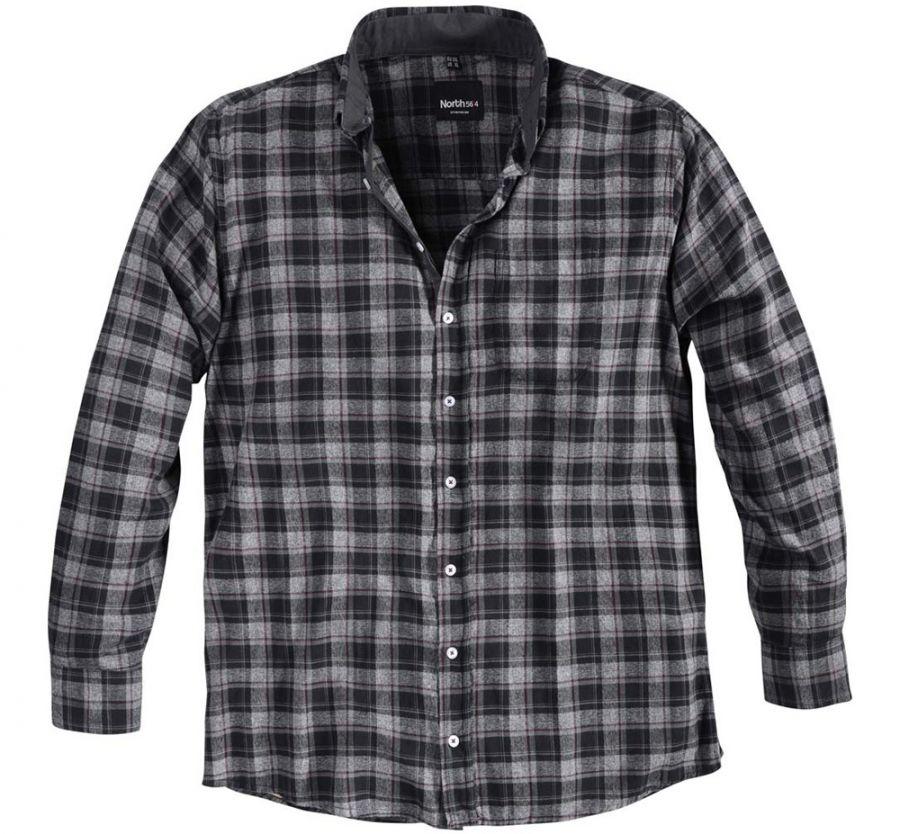 123Koszule North 56 4 Duża Koszula Niebieska – sklep z  gXk0u