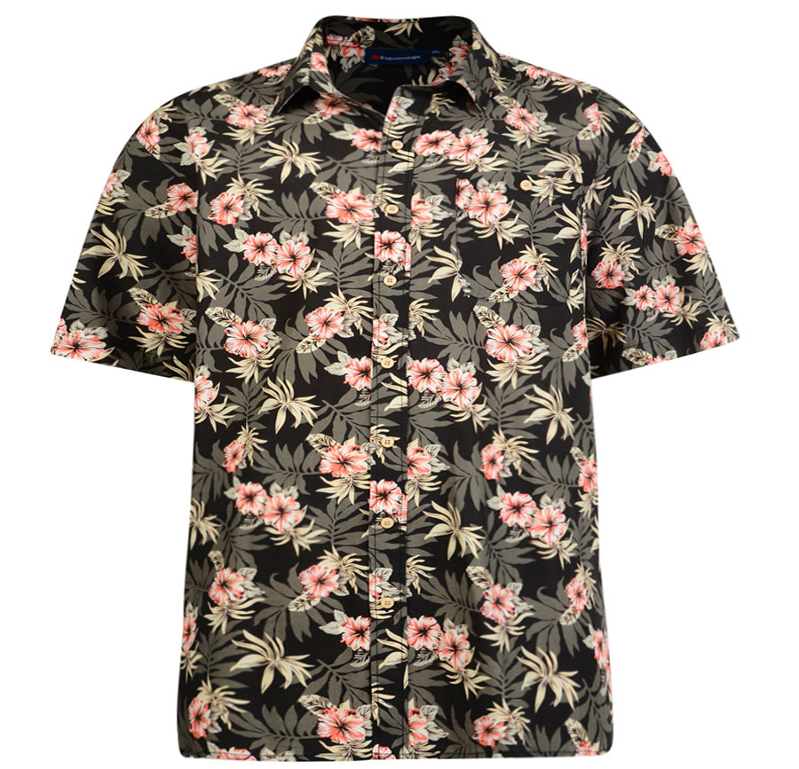 123Koszule Espionage Duża Koszula Hawajska II – sklep z